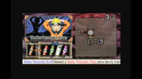 Naruto: Ultimate Ninja Heroes 2 - Quest Mode Gameplay