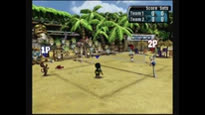 Big Beach Sports - Volleyball Trailer