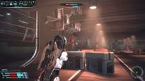 Mass Effect - Gameplay: Kampf