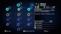 Too Human - Skilltree: Defender