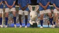 Rayman Ravin Rabbids TV Party - Euro 2008 Trailer
