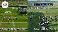 Madden NFL 09 - Vergleichsvideo: Locomotion