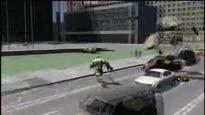 Der Unglaubliche Hulk - Making of #4