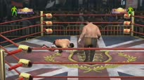 TNA Impact! - Gameplay: Samoa Joe vs. A.J. Styles
