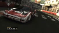 Race Driver GRID - Gameplay: NSX in Milan