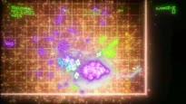 Geometry Wars 2 - E3 2008 Gameplay
