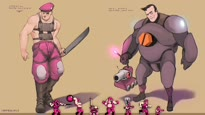 Bionic Commando Rearmed - Behind the Scenes #1