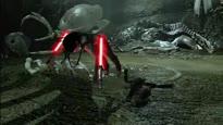 Star Wars: The Force Unleashed - Gameplay: Lichtschwertkampf