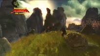 Kung Fu Panda - E3 2008 Mehrspieler Trailer