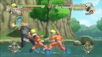 Naruto: Ultimate Ninja Storm - Gameplay: Naruto vs Kakashi #2