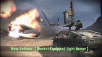 Frontlines: Fuel of War - E3 2008 Boneyard Trailer