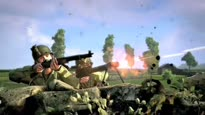 Brothers In Arms: Hell's Highway - Machine Gun and Bazooka Trailer