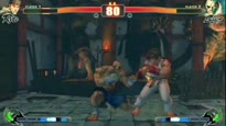 Street Fighter IV - Gameplay: Ryu vs. Sagat