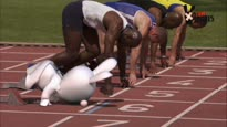 Rayman Raving Rabbids TV Party - Olympia 100 Meter Sprint Trailer
