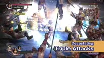 Warriors Orochi 2 - Trailer