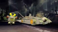 LEGO Batman - Heroic Vehicles Trailer