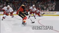 NHL 09 - Defensive Sizzle Trailer