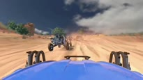 Baja: Edge of Control - Entwicklertagebuch: Fahrzeugklassen