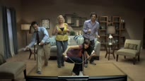 Rayman Raving Rabbids TV Party - Skysurf Gameplay Trailer