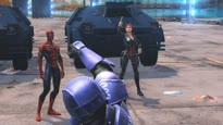 Spider-Man: Web of Shadows - Black Widow Reveal Trailer