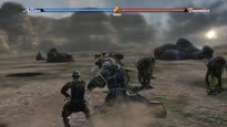 The Last Remnant - Deadlock Battle Gameplay