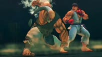 Street Fighter IV - Introducing Gouken