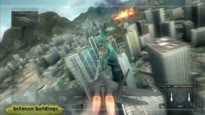 Tom Clancy's H.A.W.X. - Air to Air Attack Trailer