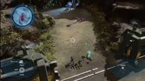 Halo Wars - Lead Designer Gameplay Trailer