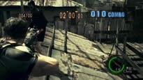 Resident Evil 5 - Mercenearies Mini-Game: Chris Trailer