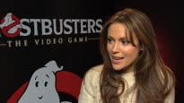Ghostbusters - Alyssa Milano Reveal Trailer