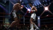 Fight Night Round 4 - Gameplay: Ali vs. Tyson Trailer