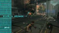 Bionic Commando - Lab Report #2: Combat