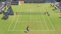 Virtua Tennis 2009 - Live Action Motion Plus Trailer