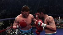 Fight Night Round 4 - Hatton vs. Pacquiao Simulation