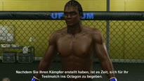 UFC 2009 Undisputed - Karrieremodus Trailer