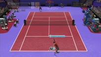 Virtua Tennis 2009 - Entwicklertagebuch: Wii Version