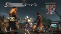 Dynasty Warriors 6 Empires - Edit Mode: Female Trailer