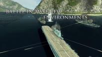 Battlestations: Pacific - Volcano Map Pack Trailer