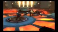 Spyborgs - SDCC 09: Co-Op Gameplay Part II