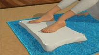 Daisy Fuentes Pilates - Toe Taps Walkthrough