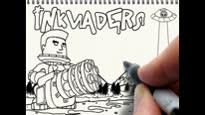 Inkvaders - Sketch Teaser Trailer