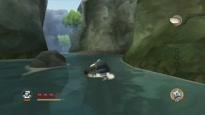 Mini Ninjas - Futo Character Gameplay