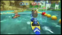 Wii Sports Resort - Canoeing Challenge Trailer