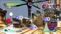 Marvel vs. Capcom 2 - Strider Walkthrough