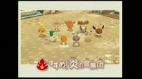 Pokemon Dungeon: Fire - Japanischer WiiWare Launch Trailer