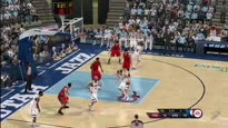 NBA Live 10 - Blocks and Rebounds Vignette
