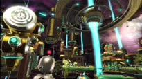 Ratchet & Clank: A Crack in Time - GC 2009 Trailer