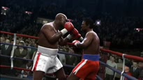 Fight Night Round 4 - Foreman vs. Foreman DLC Trailer