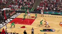 NBA Live 10 - Size-Ups Vignette