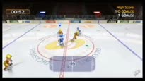 Deca Sports 2 - Ice Hockey Gameplay